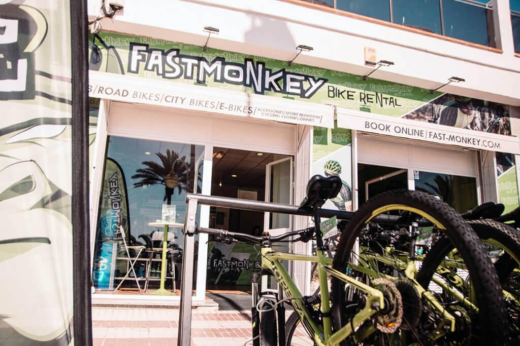 Why Cycle in Málaga ?